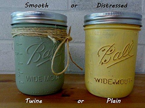 4-Piece-Mason-Jar-Bathroom-Organization-Set-Painted-Mason-Jar-Set-Mason-Jars-Soap-Dispenser-Mason-Jar-Set-Teal-Jars-Aqua-Jars