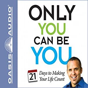 Only You Can Be You Audiobook