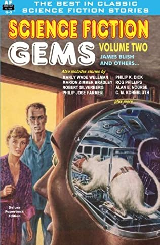 book cover of Science Fiction Gems, Volume Two