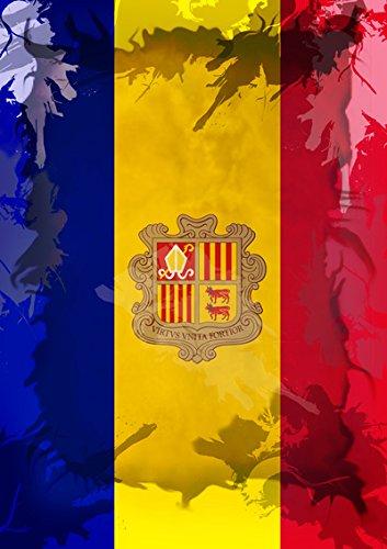 """Disagu Design Case Coque pour Apple iPhone 6 Housse etui coque pochette """"Andorra"""""""