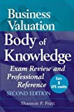 img - for Business Valuation Body of Knowledge: Exam Review and Professional Reference book / textbook / text book