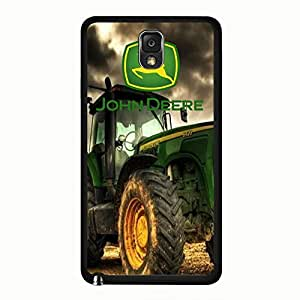 Famous DE John Deere Cover Shell Fashionable Tractor John Deere Phone Case Cover for Samsung Galaxy Note 3 N9005