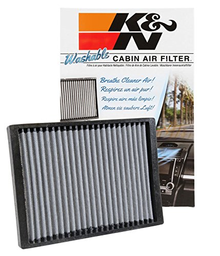 VF1012 K&N CABIN AIR FILTER (Cabin Air Filters):