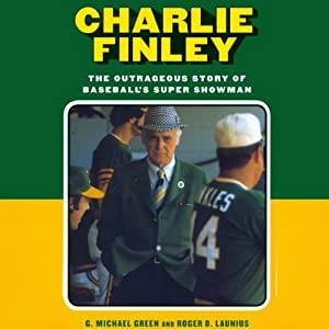 Charlie Finley Audiobook