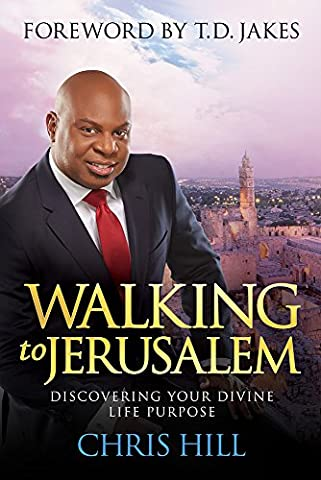 Walking to Jerusalem: Discovering Your Divine Life Purpose (Jake Long Dvd)