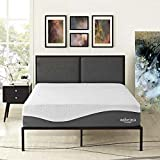 Modway Sabrina 12' Latex Air Gel Cooling Memory Queen Mattress with CertiPUR-US Certified Foam-Luxury Firm Mattress-10-Year Warranty