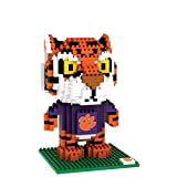 Clemson Tigers NCAA BRXLZ 3D Building Blocks Set