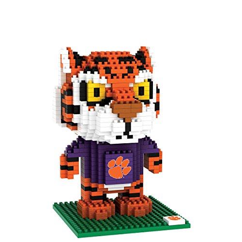 Clemson 3D Brxlz - Mascot