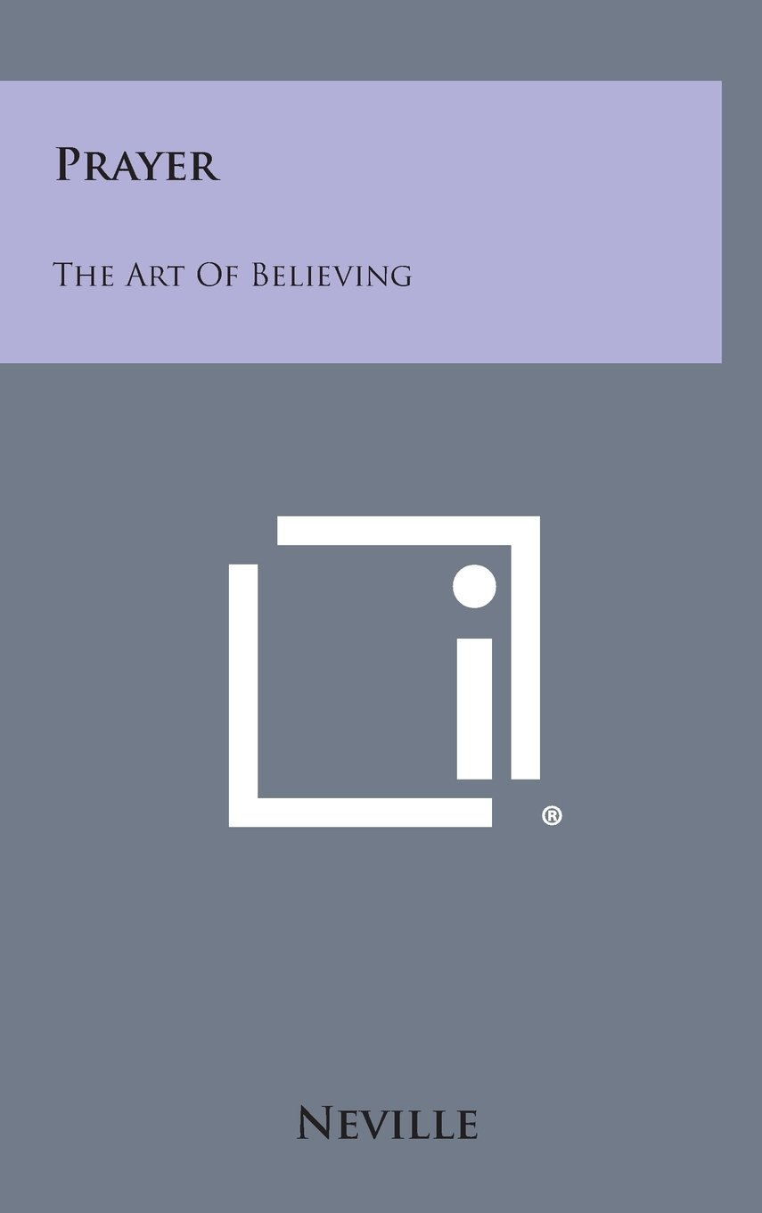 Prayer: The Art of Believing pdf