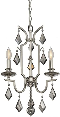 Savoy House 1-874-3-109 Three Light Mini Chandelier