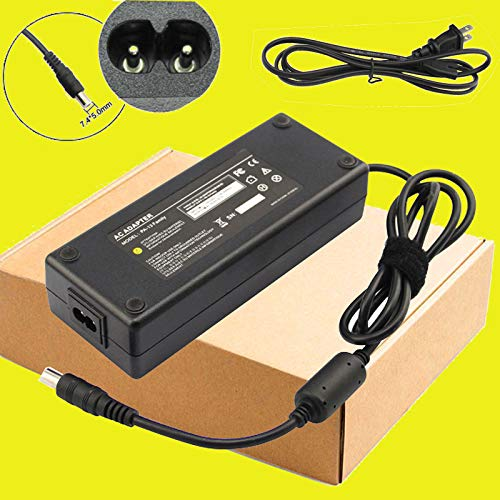 yan for DELL Latitude INSPIRON Series 130W 19.5V 6.7A AC Power Adapter WRHKW USA