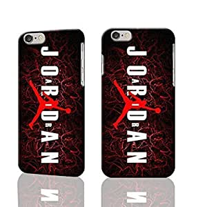 "jordan 3D Rough iphone 6 -4.7 inches Case Skin, fashion design image custom iPhone 6 - 4.7 inches , durable iphone 6 hard 3D case cover for iphone 6 (4.7""), Case New Design By Codystore"