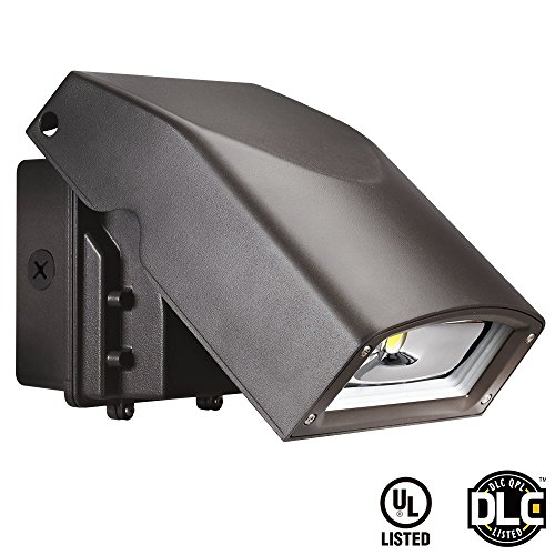 LeonLite LED 30W Wall Pack 100-150W HID/MH Replacement UL