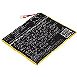 Pearanett 2700mAh / 9.99Wh Replacement Battery for Acer Iconia One 7 B1-770