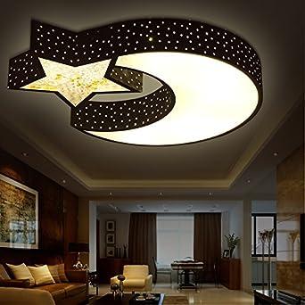 Perfekt Kinder Lampe Led Decke Lampe Modern Minimalistischen Ideen Junge Zimmer  Sterne Leuchten Mädchen Schlafzimmer Lampe