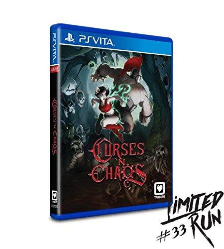 Curses 'N Chaos - Vita (Limited Run #33)