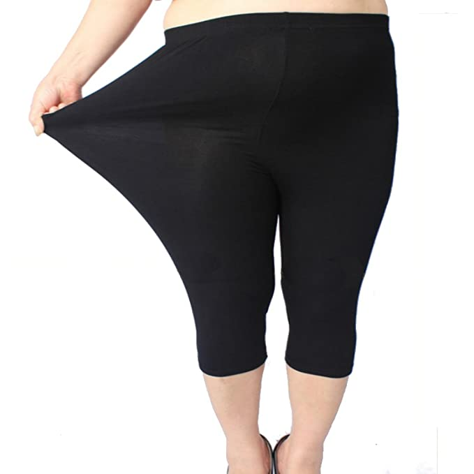 c936e33a4ee Nothing Women s Extra Large Size Modal Leggings at Amazon Women s ...