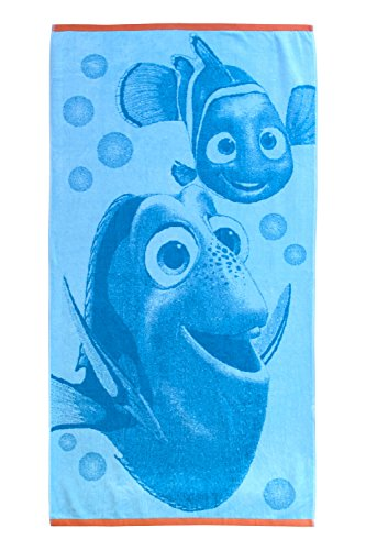 Disney/Pixar Finding Dory/Nemo 100% Cotton Terry Jacquard...