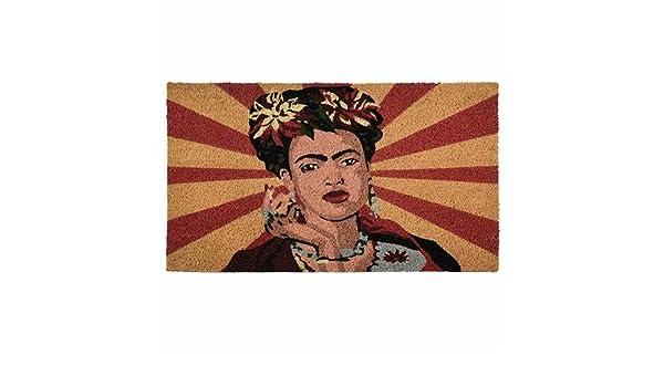 pad – Felpudo – Felpudo – Felpudo de Coco – Pop Art – Frida – 45 x ...