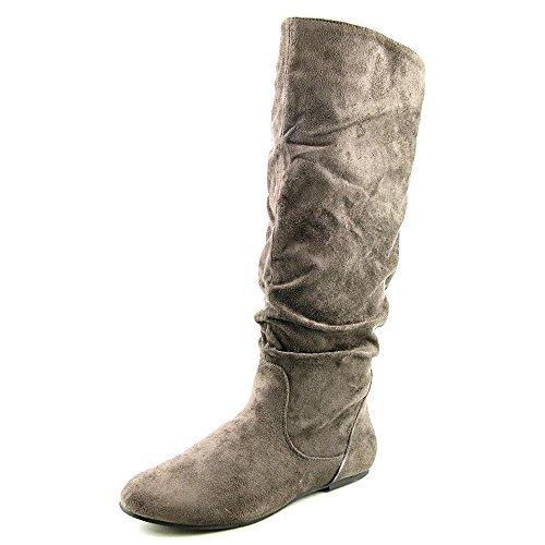 5 Boot 7 US Toucan Women Wanted High Gray Knee wqPIHxnA