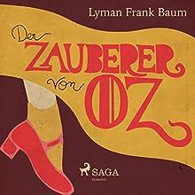 Der Zauberer von Oz Hörbuch von Lyman Frank Baum Gesprochen von: Uta Kroemer