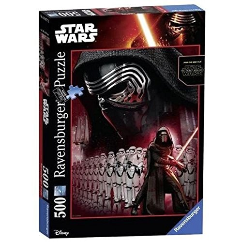 Price comparison product image Ravensburger Star Wars Episode Vii Jigsaw Puzzle (500-piece)