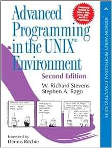 advanced programming in unix environment richard stevens pdf