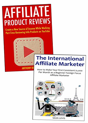 Review Affiliate Products to Make Extra Income Online: Information Products & International Affiliate Promotions