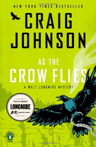 Dry Bones-Craig Johnson-2015 Longmire novel-hardcover/dust jacket