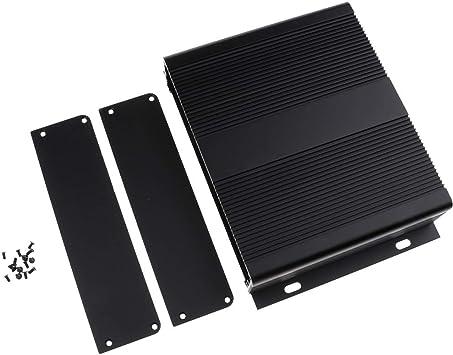 DIY Elektronisch Box Aluminiumgehäuse Alubox Gehäuse Leergehäuse Alugehäuse toll