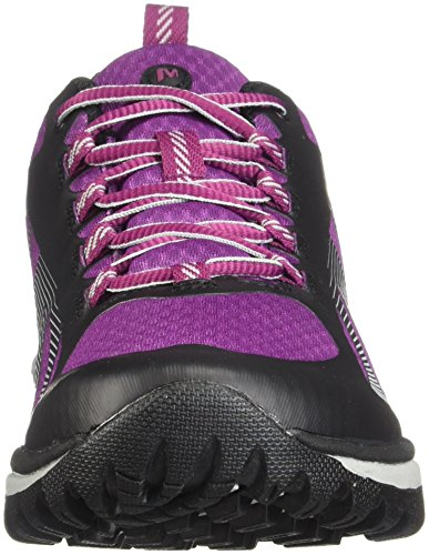 Merrell Hiking Edge Siren Women's Shoes Amaranth qrq8Z