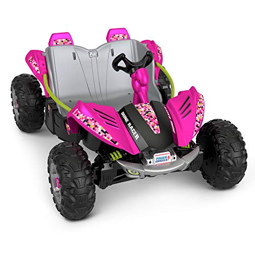 (Power Wheels Dune Racer, Pixelated Pink)