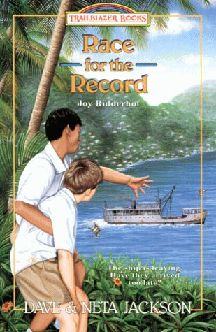 Race for the Record: Joy Ridderhof (Trailblazer Books #29)