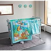 New Baby Boy Girl Neutral Animal Ocean Nemo 11pcs Crib Bedding Set with Bumper