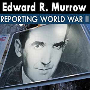 Edward R. Murrow: Radio Recordings Radio/TV Program