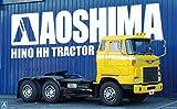 アオシマ 日野 HH トラクターヘッド (プラモデル)