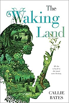 The Waking Land by Callie Bates fantasy book reviews
