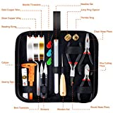 Paxcoo Jewelry Making Supplies Kit with Jewelry