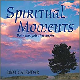 looking at landscapes 2003 calendar
