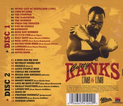 Limb By Limb [2 CD]