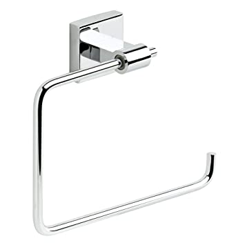 Franklin Brass Max46 Pc Maxted Towel Ring Polished Chrome