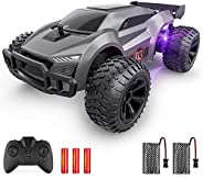EpochAir Remote Control Car - 2.4GHz High Speed Rc Cars, Offroad Hobby Rc Racing Car with Colorful Led Lights