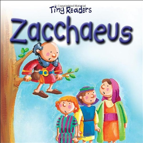 Zacchaeus (Tiny Readers) ebook