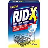 RID-X Septic Treatment, 4 Month Supply Of Powder, 39.2 oz