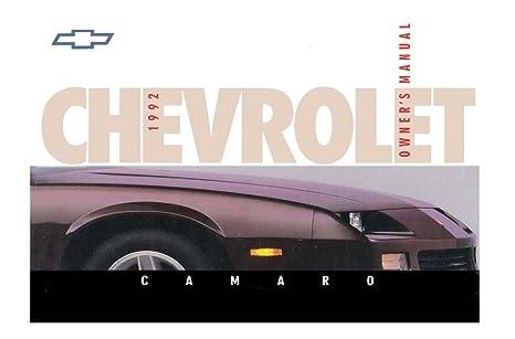 amazon com bishko automotive literature 1992 chevrolet camaro rh amazon com 1996 Chevy Camaro 1990 Chevy Camaro