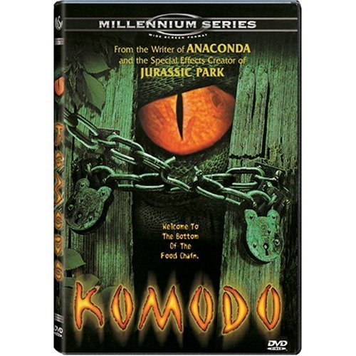 DVD : Komodo (Widescreen)