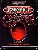 Ravenloft Gazetteer Volume 1 (Sword & Sorcery)