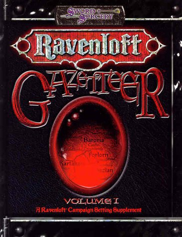 Ravenloft Gazetteer Volume 1 (Sword & Sorcery) pdf