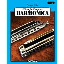 20 pièces faciles pour Harmonica vol. 2 (French Edition)