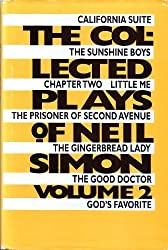 The Collected Plays of Neil Simon. Volume 2.